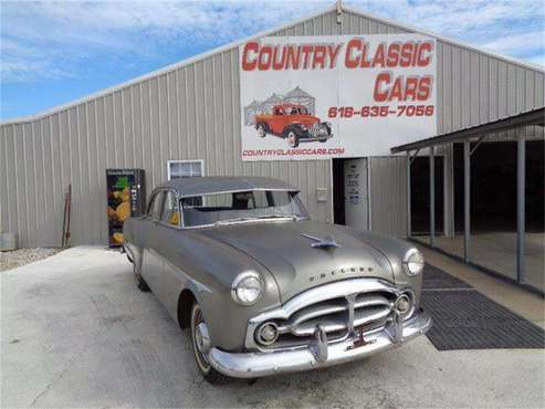 1951 Packard 200 for sale in Staunton, IL