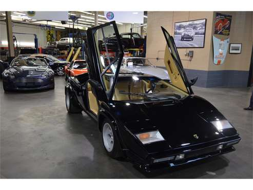 1986 Lamborghini Countach for sale in Huntington Station, NY