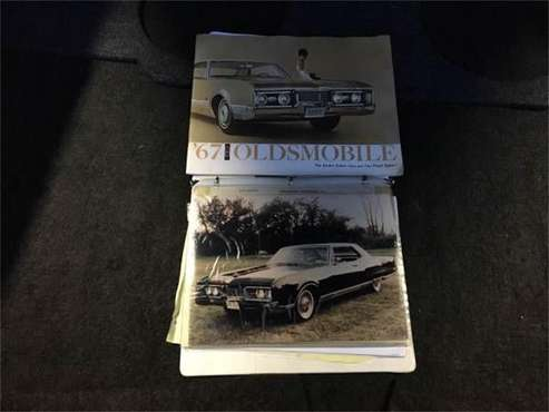 1967 Oldsmobile 98 for sale in Cadillac, MI