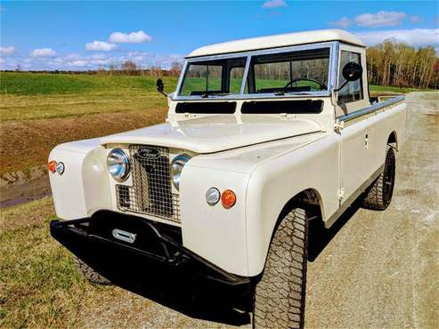 1967 Land Rover Series IIA for sale in West Pittston, PA