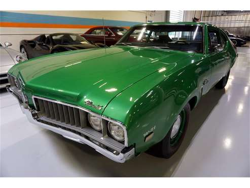 1969 Oldsmobile F85 for sale in Solon, OH