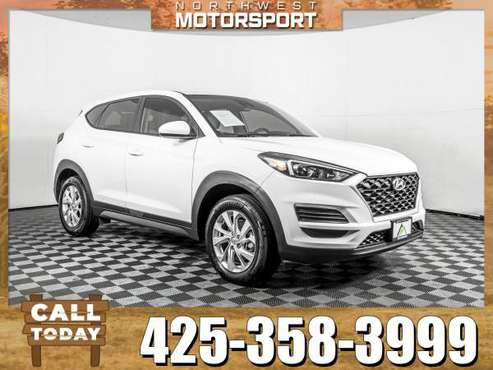 *ONE OWNER* 2019 *Hyundai Tucson* SE AWD for sale in Everett, WA