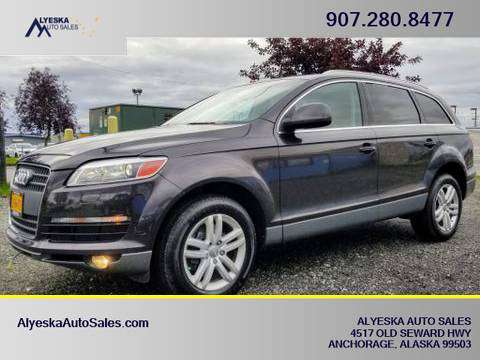 2007 Audi Q7 Best Deals! - cars & trucks - by dealer - vehicle... for sale in Anchorage, AK