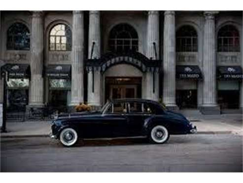 1963 Rolls-Royce Silver Cloud III for sale in Cadillac, MI