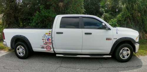 DODGE RAM 2500 HD 8' BED for sale in North Port, FL