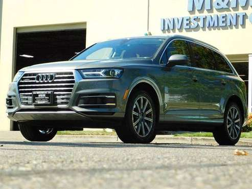 2017 Audi Q7 2.0T quattro Premium Plus / Leather / Pano Sunroof AWD... for sale in Portland, OR