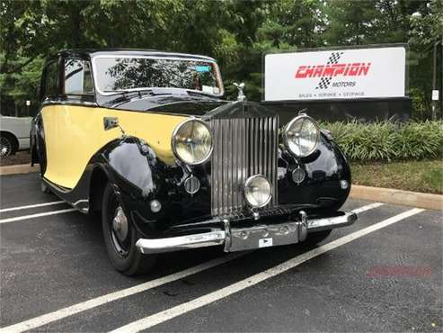 1949 Rolls-Royce Silver Wraith for sale in Syosset, NY