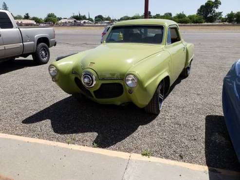 1951 Studebaker Starlight Coupe for sale in Paradise, CA