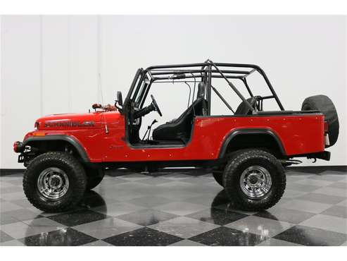 1983 Jeep CJ8 Scrambler for sale in Ft Worth, TX