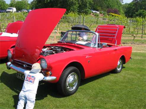 1964 Sunbeam Alpine IV for sale in Warner Robins, GA