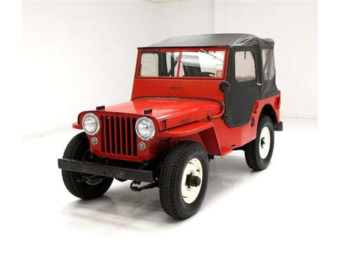 1947 Willys Jeep for sale in Morgantown, PA
