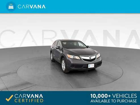 2013 Acura RDX Sport Utility 4D suv Dk. Gray - FINANCE ONLINE for sale in Richmond , VA