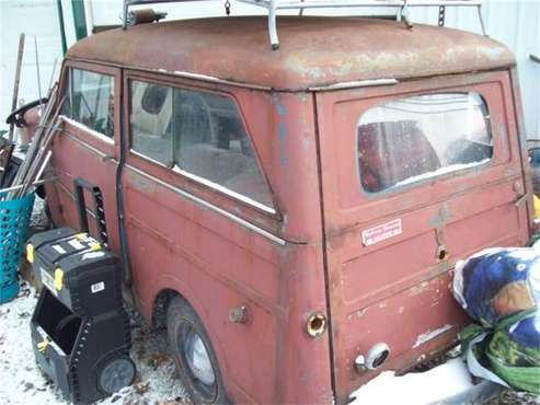 1950 Crosley Covered Wagon for sale in Cadillac, MI