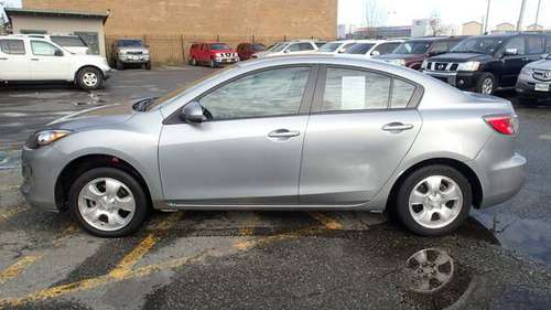 2012 Mazda 3 Touring 4cyl Manual Fwd PwrOpts Alloys Cd Cruise for sale in Anchorage, AK