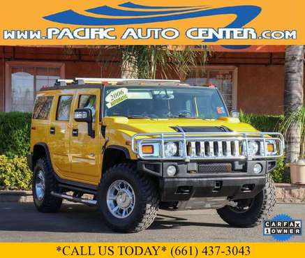 2006 Hummer H2 Sport Utility 4WD 4x4 SUV (27266) for sale in Fontana, CA