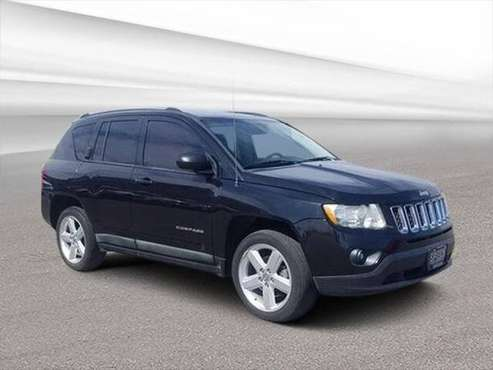 2011 Jeep Compass Limited with for sale in Grandview, WA