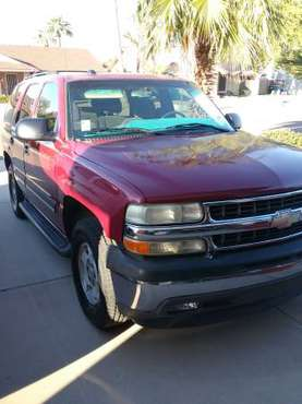 2005 Chevy Tahoe for sale in Phoenix, AZ