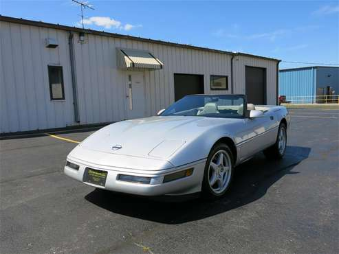 1996 Chevrolet Corvette for sale in Manitowoc, WI
