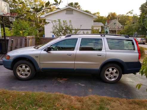 2004 Volvo XC70 New inspection sticker,145,000K miles for sale in Cape Elizabeth, ME