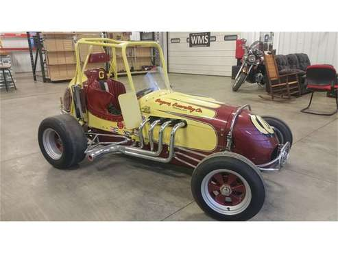 1948 Kurtis-Kraft Midget for sale in Upper Sandusky, OH