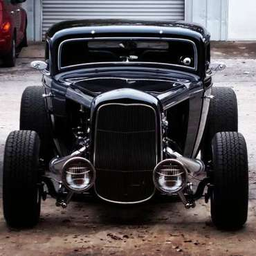 "1932 Ford 3-Window Coupe - Big Block Chevy ""Rocker"" Custom Hot Rod -... for sale in Plant City, FL"