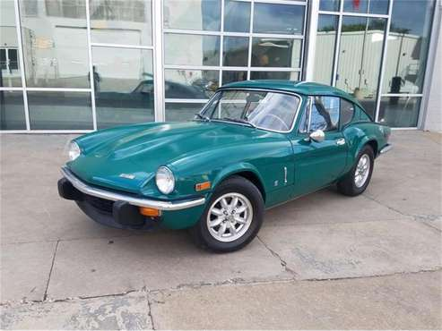 1972 Triumph GT-6 for sale in Houston, TX