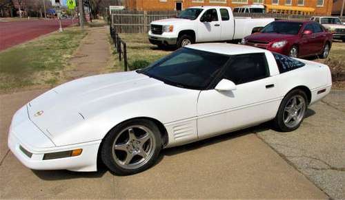 1991' & 1995' Chevy Corvettes *** Special $$ for Two! *** - cars &... for sale in Augusta, KS
