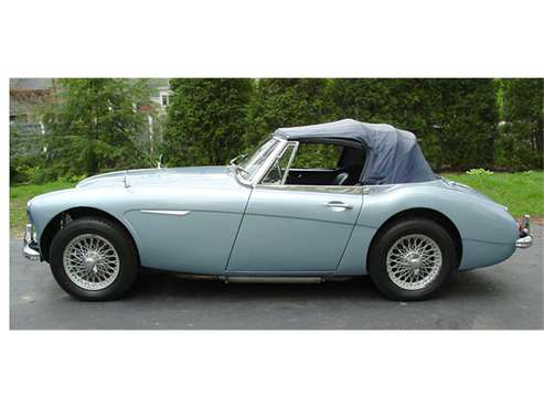 1966 Austin-Healey 3000 Mark III BJ8 for sale in Rye, NH