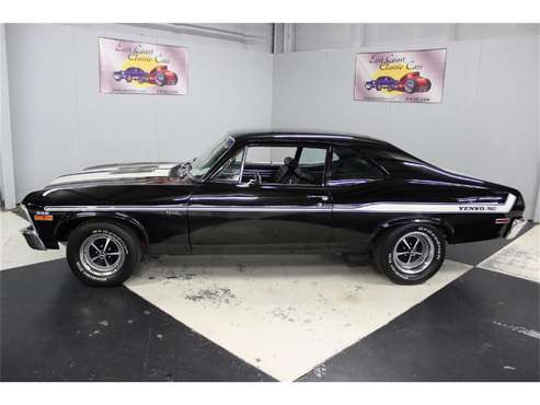 1971 Chevrolet Nova for sale in Lillington, NC