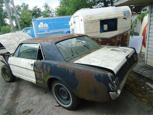 1966 Ford Mustang for sale in Jackson, MI