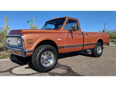 1971 Chevrolet K-20 for sale in Scottsdale, AZ