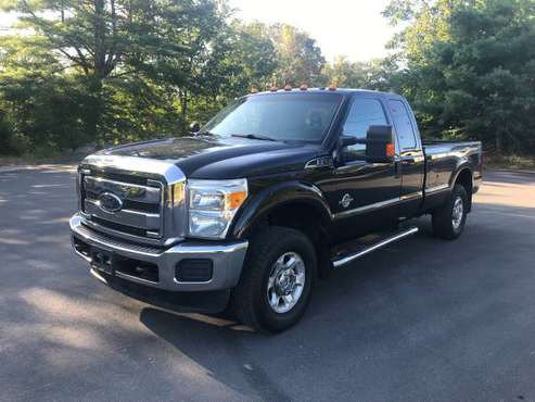 2014 Ford F-250 XLT 4x4 Diesel for sale in Upton, MA