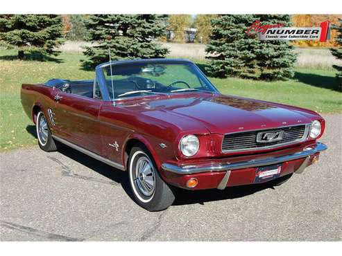 1966 Ford Mustang for sale in Rogers, MN