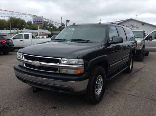 2005 Chevy Subruban LT 8.1L for sale in Cambridge, MN