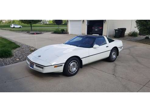 1986 Chevrolet Corvette C4 for sale in North Randall, OH