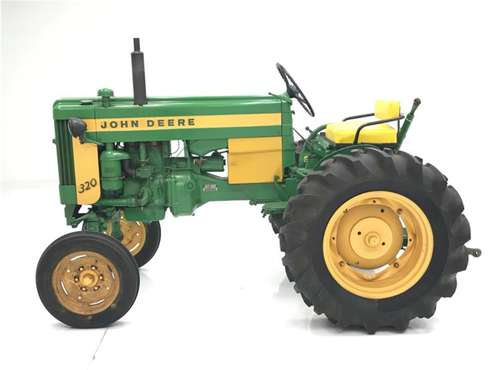 1958 John Deere Tractor for sale in Morgantown, PA