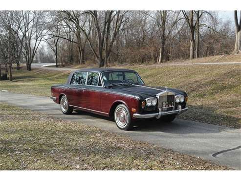 1971 Rolls-Royce Silver Shadow for sale in Carey, IL