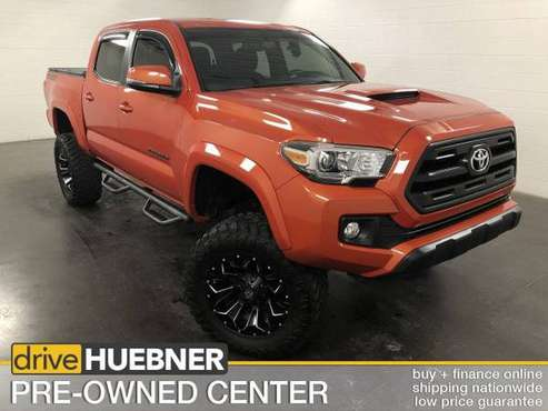 2016 Toyota Tacoma Inferno **Save Today - BUY NOW!** for sale in Carrollton, OH