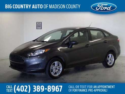 *2017* *Ford* *Fiesta* *SE Sedan* for sale in Madison, IA
