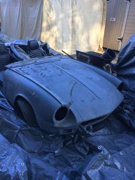 1969 Triumph Spitfire - Project Car for sale in Aromas, CA