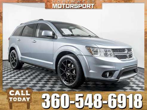 2013 *Dodge Journey* R/T AWD for sale in Marysville, WA