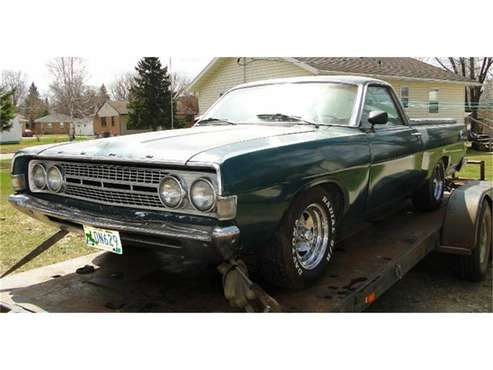 1968 Ford Ranchero for sale in Prior Lake, MN
