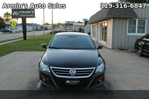2010 Volkswagen CC Luxury for sale in fort dodge, IA