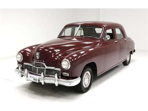 1947 Kaiser 2-Dr Sedan for sale in Morgantown, PA