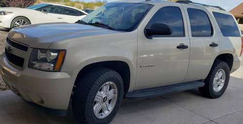 2007 Chevy Tahoe for sale in Las Cruces, NM