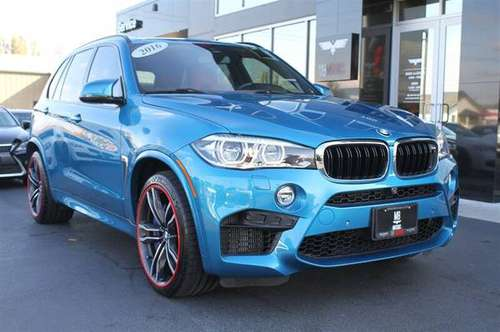 2016 BMW X5 M AWD All Wheel Drive SUV for sale in Bellingham, WA