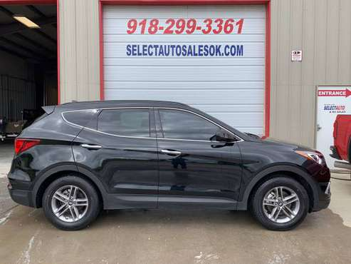 2017 Hyundai Santa Fe Sport 2.4L Auto for sale in Tulsa, OK