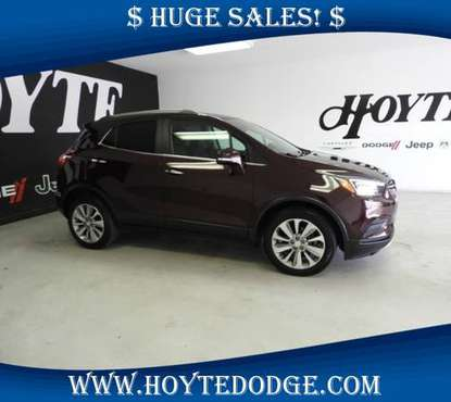 2017 Buick Encore FWD 4dr Preferred - Closeout Deal! for sale in Sherman, TX