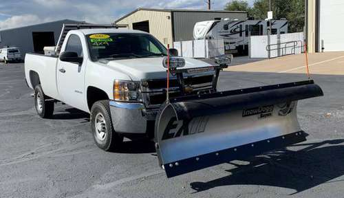 2007 Chevy Silverado 3500HD Snow Plow Pickup for sale in Sheridan, ND