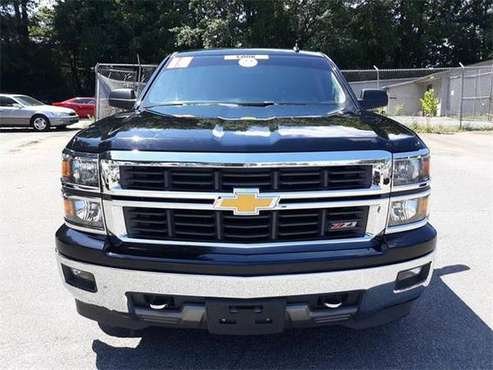 2014 Chevrolet Silverado 1500 truck LT 4x2 4dr Crew Cab 5.8 for sale in Norcross, GA